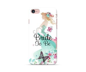 Bride to be: Butterfly Phone Case