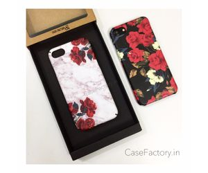 Marble Floral / RB phone case