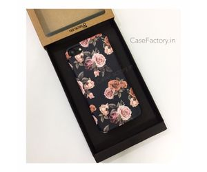 Beige Roses Phone Case