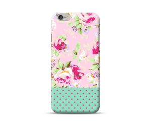 Pastel Pink Roses Phone Case