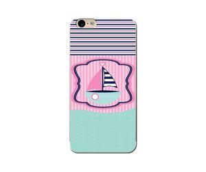 Pastel Boat Phone Case