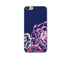 Pink Yellow Floral Phone Case
