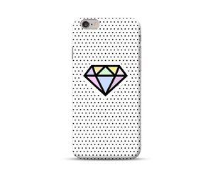Polka Diamond Phone Case