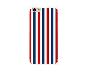 Red Blue Stripes Phone Case