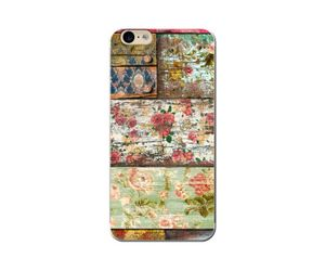 Wooden Floral Rustic Phone Case