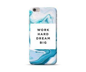 Work Hard Dream Big Phone Case