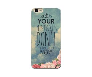 Your Mistakes Don't Define You Phone Case