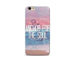 Anchor for the soul Phone Case