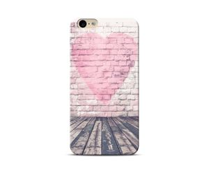 Brick Heart Phone Case