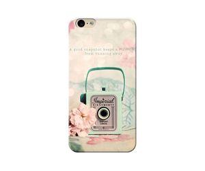 Pastel-vintage-camera Phone Case
