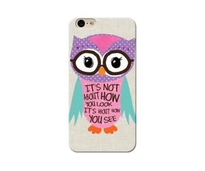 Witty Owl Phone Case