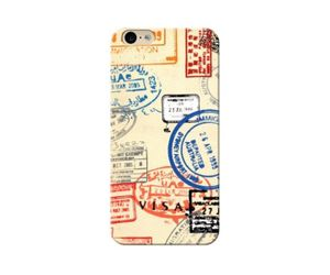 Travel Stamp Phone Case