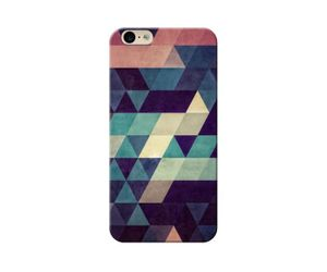 Block-blue Phone Case