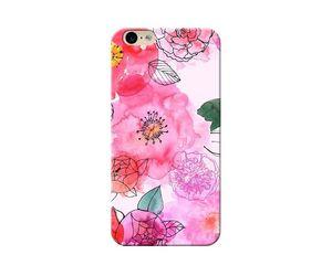 Floral Paint Phone Case