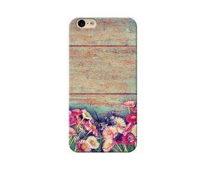 Wooden Floral Case
