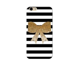 Ribbon on Stripes Phone Case