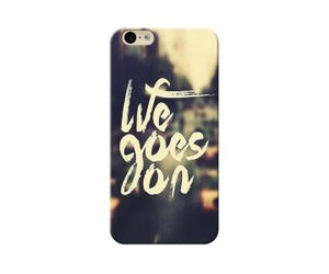 Life Goes On Phone Case