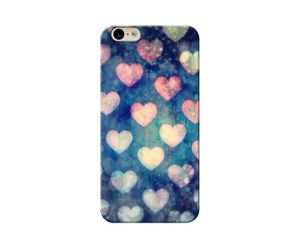 Blue Hearts Phone Case
