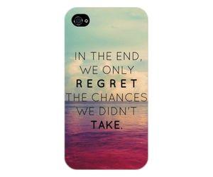 Don't Regret Phone Case