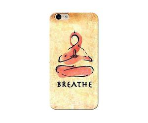Breathe(yoga) Phone Case