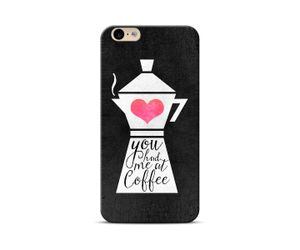 At Coffee Phone Case