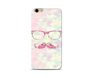 Poly hipster Phone Case