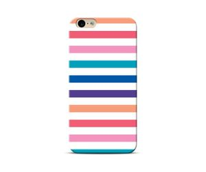 Multicoloured stripes Phone Case