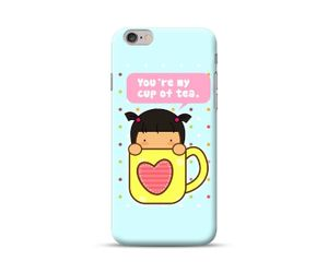 My cup of tea Phone Case