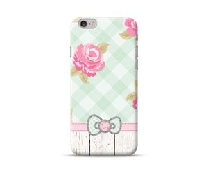 Floral Bow Phone Case