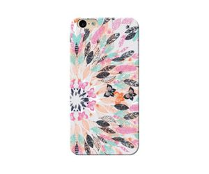 Colourful Feathers Phone Case