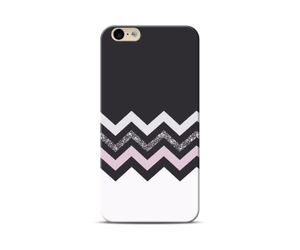 Grey Chevron Phone Case