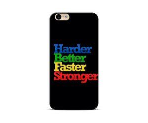 Harder-Better-Faster Phone Case