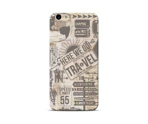 Here we go-Travel Phone Case