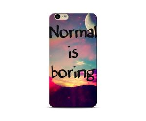 Normal is Boring Gx Phone Case