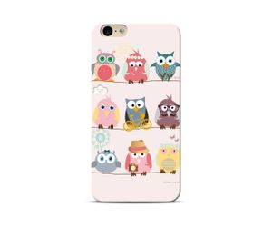 owls on string Phone Case