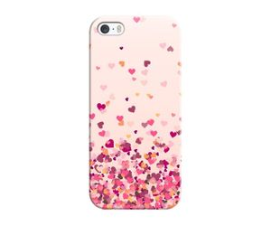 Pink Hearts Phone Case