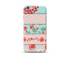 Pink Mint Floral Phone Case