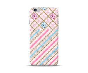 Roses with lines Phone Case