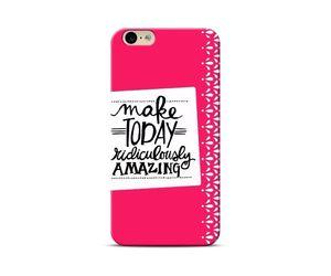 Make Amazing Phone Case