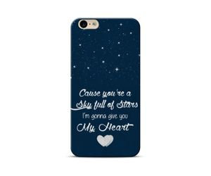 Sky full of hearts Phone Case