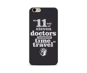 Time travel Phone Case