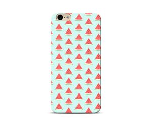 Watermelon and mint awesome Phone Case