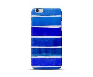 Watercolour Stripes Phone Case