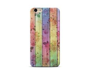 Canvas floral  Phone Case