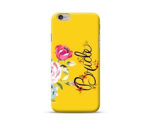 Yellow Bride Phone Case