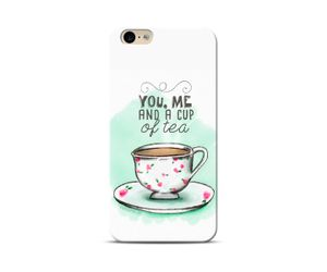 You-Me and cup of Tea Phone Case