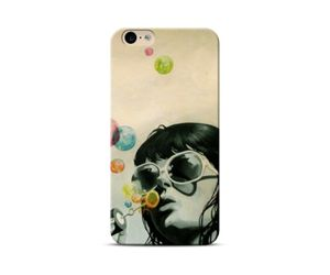 Retro Girl Phone Case