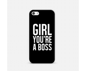 Girl you are a boss Case