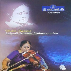 Lalgudi Srimathi Brahmanandam