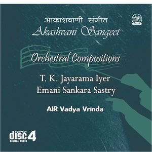 ORCHESTRAL COMPOSITIONS VOL 4